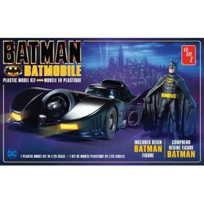 AMT 1/25 Batman 1989 Batmobile w/Resin Figure 1107