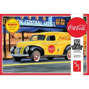 Amt 1/25 1940 Ford Sedan Delivery (Coca-Cola) 1161