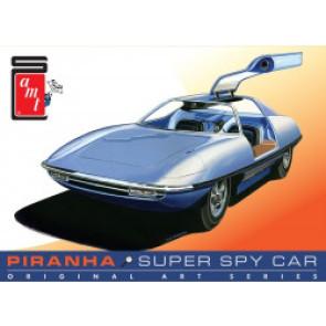 AMT 1/25 Piranha Spy Car - Original Art Series 916