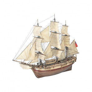 Artesania 1/48 HMS Bounty Wooden Ship 22810