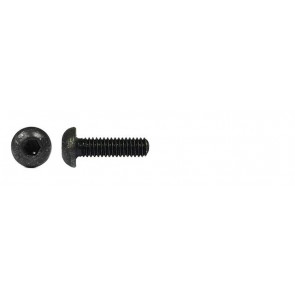 AT BHCSM2X14 (6pc) steel button head cap screw metric M2x14mm