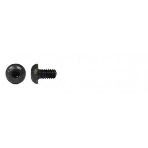 AT BHCSM2X5 (6pc) steel button head cap screw metric M2x5mm