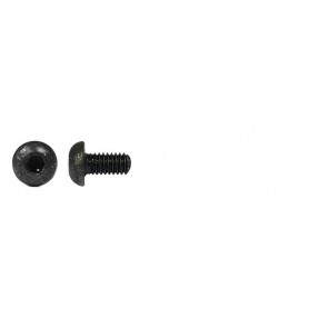 AT BHCSM2X6 (6pc) steel button head cap screw metric M2x6mm