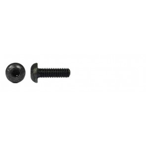 AT BHCSM3X12 (6pc) steel button head cap screw metric M3x12mm