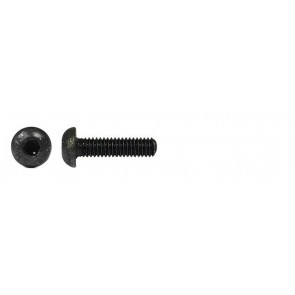 AT BHCSM3X16 (6pc) steel button head cap screw metric M3x16mm
