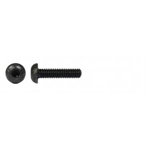 AT BHCSM3X18 (6pc) steel button head cap screw metric M3x18mm