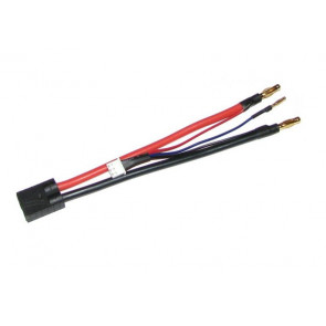 AT e2954 Lipo Battery Cable Bullet To Traxxas W/Balance Plug 2c 14awg