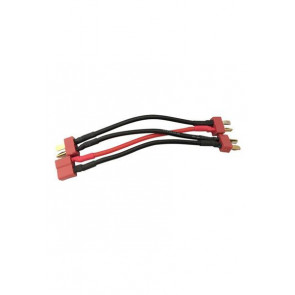 AT e3084 Deans 3s Battery Harness For 3 Packs 14AWG