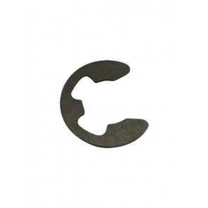 AT E-CLIP M4 Black metric 4mm E-clip (Circlip) (6pk)