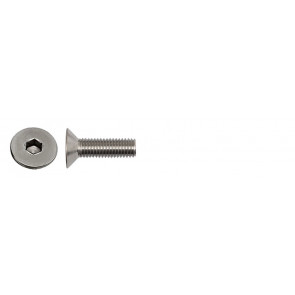 AT FHCSM3X10 (6pc) stainless steel flat head (countersunk) cap screw metric m3x10mm