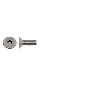 AT FHCSM3X8 (6pc) Stainless steel flat head (countersunk) cap screw metric m3x8mm