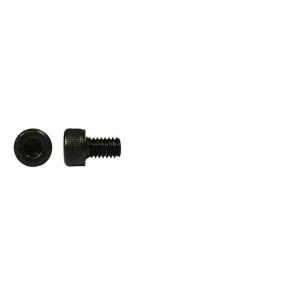 AT SHCSM2X4 (6pc) steel socket head cap screw metric M2x4mm