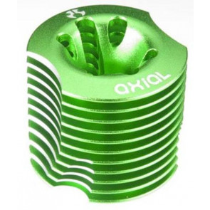 Axial Heat Sink Head Green .28 ax008