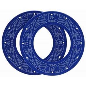 Axial Tribal Beadlock Ring Blue ax8056