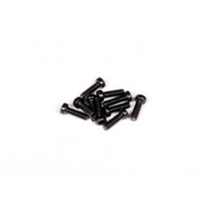Axial m2x6mm cap head (black oxide) 10pcs axa013