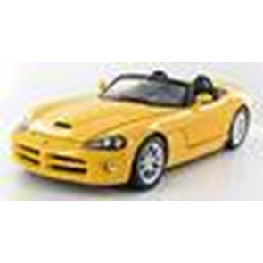 Bburago 1/18 Dodge Viper SRT-10 (Gold Collection) Yellow 12043