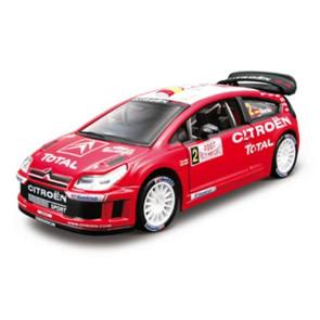 Bburago 1/32 2007 Kronos Citroen C4 World Rally Team #2 41010