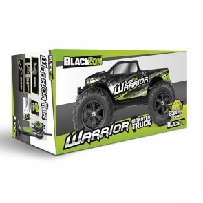 Blackzon 1/12 Warrior MT 2wd Brushed Electric Monster Truck RTR 540075