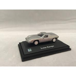 Cararama 1/72 Lotus Europa (silver) 711d-013