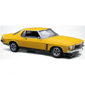 Classic Carlectables 1/18 Holden HJ Monaro Absinth Yellow 18719
