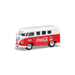 Corgi 1/43 Coca-Cola Early 1960s VW Camper cc02732