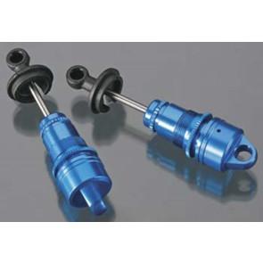 Dromida Aluminum Oil Shock Short Blue BX4.18 (2) DIDC1126