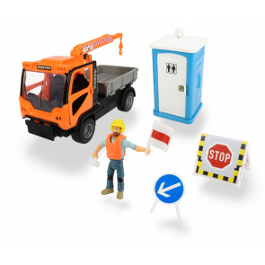 Dickie Toys Playlife Ladog M.T Service Set 21.5cmt 61301