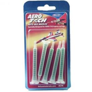 Deluxe Materials Aero Tech auto mix nozzle (5pc) ac14