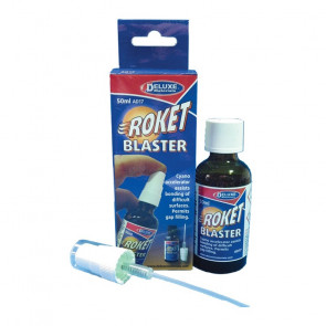 Deluxe Materials Roket Blaster Spray Bottle 50ml ad17