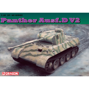 Dragon 1/35 Panther Ausf. D V2 6822