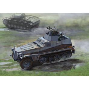 Dragon 1/35 Sd.Kfz.250/4 Ausf A, leichter Truppenluftschutzpanzerwagen 6878