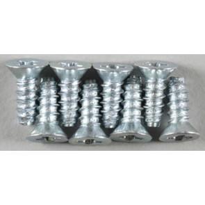 Dubro Flat Head Self-Tapping Screw 3.0mmx8 (8) 2296