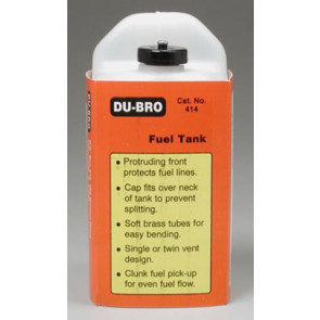 Dubro S14 Square Fuel Tank 14 oz 414