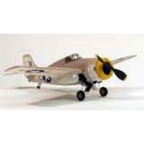 Dumas Piper Wildcat Walnut F-4F 17.5Inch Wingspan 207