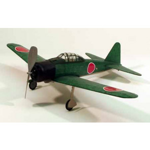 Dumas Stinson A6M3 Zero 17.5Inch Wingspan Rubber Powered 212