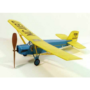 Dumas Curtiss Robin walknut 17.5Inch Rubber Powered 215