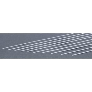 Evergreen Strips Styrene Plastic .010x.060Inch (0.25x1.5x355mm) (10pc) 103