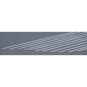 Evergreen Strips Styrene Plastic .015x.060Inch (0.4x1.5x355mm) (10pc) 113