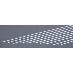 Evergreen Strips Styrene Plastic .015x.100Inch (0.4x2.5x355mm) (10pc) 115