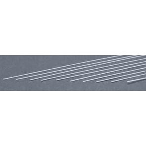Evergreen Strips Styrene Plastic .020x.030Inch (0.5x0.75x355mm) (10pc) 121