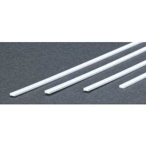 Evergreen Channel Styrene Plastic .156Inch (4x355mm) (4pc) 265