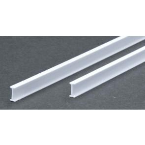 Evergreen I Beam Styrene Plastic .156Inch (4x355mm) (3pc) 275