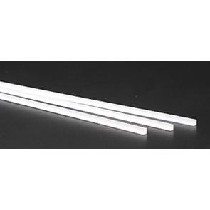 Evergreen Angle Styrene Plastic .156inch (4x355mm) (3pc) 295
