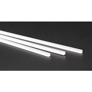 Evergreen Angle Styrene Plastic .188inch (4.8x355mm) (3pc) 296