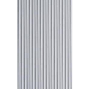 Evergreen Board & Batten Styrene Plastic .075inch (1.9mm) spacing 1mm thick 12x6inch (152x305mm) (1pc) 4542