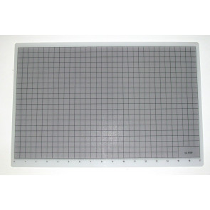 Excel Self Healing Cutting Mat 12X18Inch Frosted Clear 60031