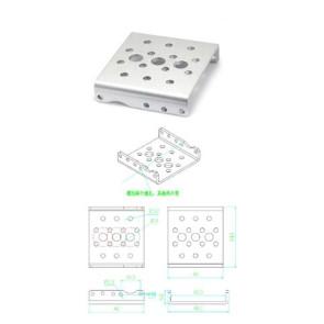 Feetech FK-SB001 Aluminum Servo Side Bracket For FR0109M FR0115M