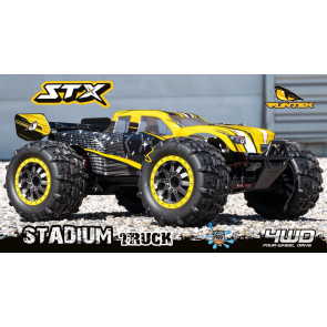 Funtek 1/12Th 4Wd 540 Brushed High Speed Monster Truck Stx