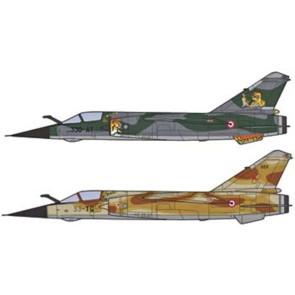Hasegawa 1/72 Mirage F.1CR Combo Limited Edition 00957
