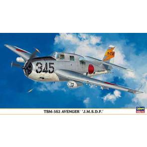 Hasegawa 1/72 TBM-3S2 Avenger JMSDF Ltd. Ed 00984